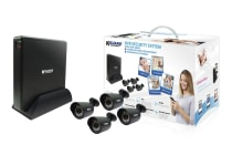 KGUARD KG-MH4140 Mars Series 4 Channel NVR with 4 x Day/Night Cameras
