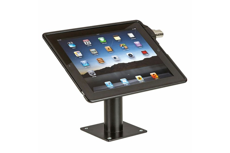 Kensington Mountable Security Enclosure Case Protective Cover for iPad 2/3/4 BLK