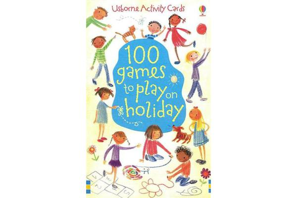 Image of 100 Games to Play on a Holiday