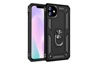 Max Case Premum Flexible Soft Anti Slip TPU Heavy Duty Cover for iPhone 11 Pro-Black
