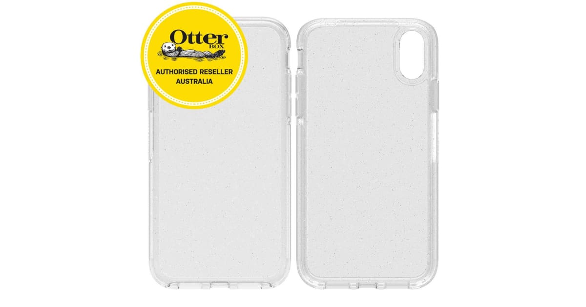 competitive price aa1bf d35e0 OtterBox Symmetry Clear Case for iPhone XR - Stardust | Handsets & Docks
