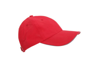 Musto Fast Dry Crew Baseball Cap (Red)