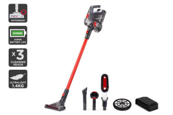 Kogan T7 Cordless 22V Stick Vacuum Cleaner Clean More Combo