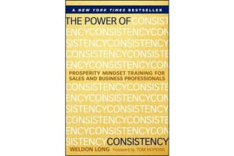 The Power of Consistency - Prosperity Mindset Training for Sales and Business Professionals