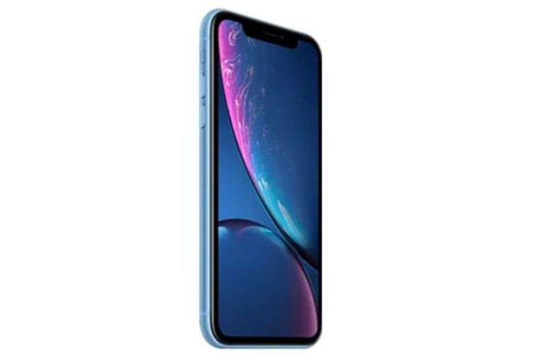 New Apple iPhone XR 256GB 4G LTE Blue (FREE DELIVERY + 1 YEAR AU WARRANTY)