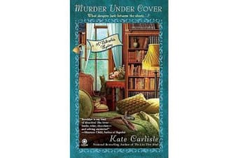 Murder Under Cover - A Bibliophile Mystery Book 4