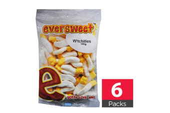 6x Eversweet Witchities 160g