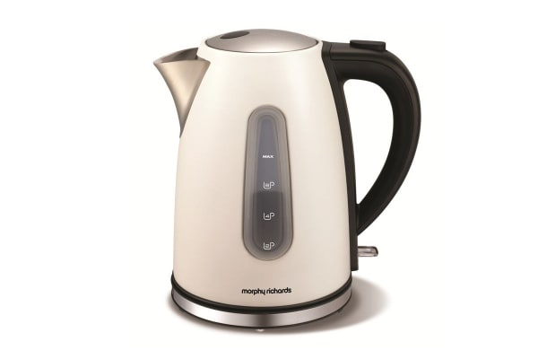 Morphy Richards Accents Jug Kettle (White)