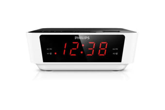 Philips Digital Alarm Clock (AJ3115)