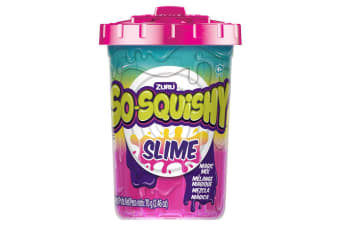 Zuru So-Skwishy Slime Large Tub - Magic Mix