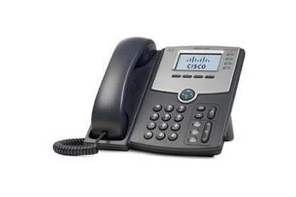CISCO SPA504G 4 Line IP Phone With Display PoE and PC