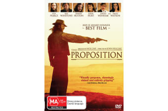 The Proposition DVD Region 4