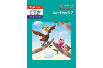 International Primary English as a Second Language Workbook Stage 2