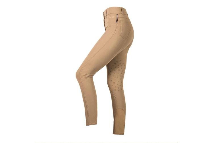 Mark Todd Womens/Ladies Marceline Breeches (Beige) (34 inches)