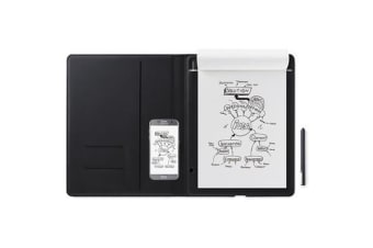 Wacom CDS-810G Bamboo Folio Large Write naturally with pen on any paper