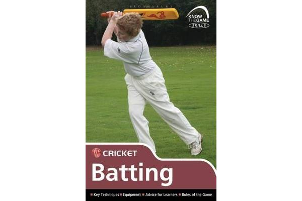 Skills - Cricket - Batting