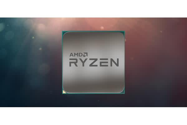AMD Ryzen 5 1600 CPU 6 Core 3.2GHz Base Speed with Turbo Speed 3.6GHz  AM4 65w 19MB L3 cache Boxed 3 Years Warranty - Includes AMD Wraith Fan