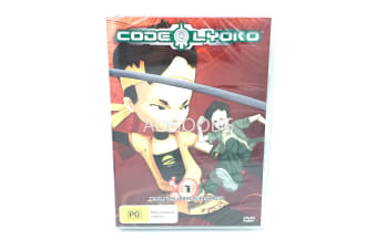 CODE LYOKO Vol 1: X.A.N.A. Unleashed Near -Animated Series Region 4 DVD NEW