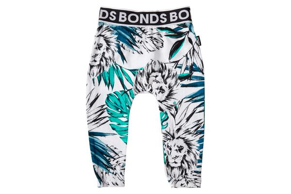Bonds Stretchies Legging (Welcome to the Jungle, Size 2)