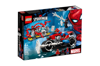 LEGO Marvel Spider-Man Bike Rescue (76113)