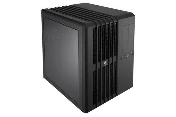 Corsair Air 540 Black ATX Case Dual Chamber Design ATX PSU. Supports Mini-ITX, MicroATX, ATX, E-ATX