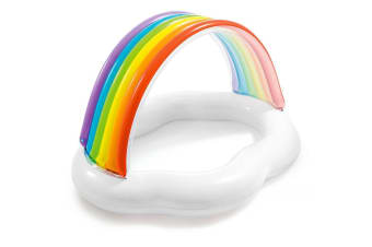 Intex Rainbow Cloud Inflatable Baby Pool