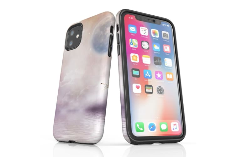 For iPhone 11 Protective Case Unique Phone Cover  Calm Sea
