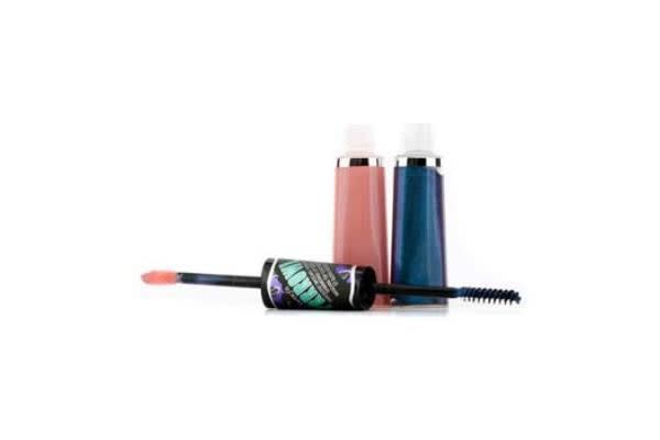 Benefit Prrrowl Iridescent Mascara Topcoat & Shimmering Lip Gloss (Unboxed) (-)