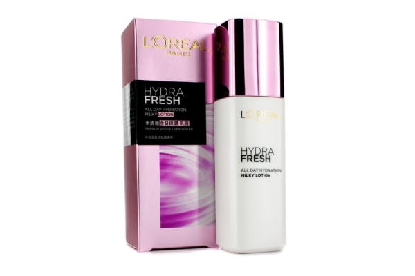L'Oreal Hydra Fresh All Day Hydration Milky Lotion (125ml/4.2oz)