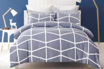 Gioia Casa Mandy Quilt Cover Set