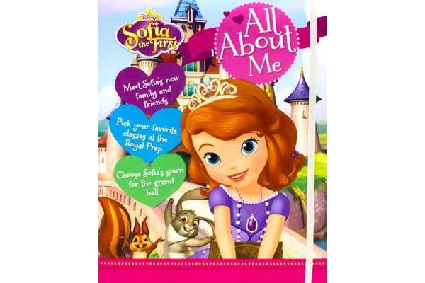 All about Me- Sophia the First