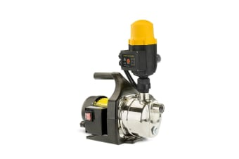 1400w Automatic stainless electric water pump - Yellow
