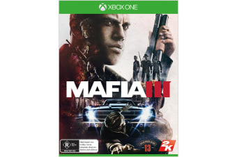MAFIA III 3  Xbox One GAME BRAND NEW SEALED