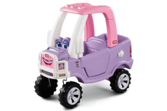 Little Tikes Princess Cozy Truck Kids/Toddler/Children Push Ride On Toy 18m-5y
