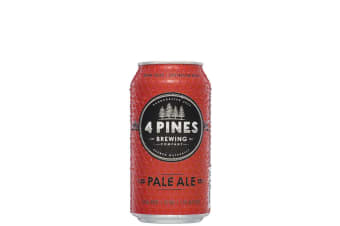 4 Pines Pale Ale 375mL Can 375mL Case of 24