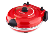 New Wave NWKA 1200W Stone Bake Just Pizza Maker (Red)