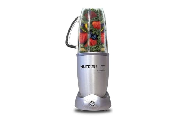 NutriBullet 1200W 12 Piece Set Blender (N12-1207)