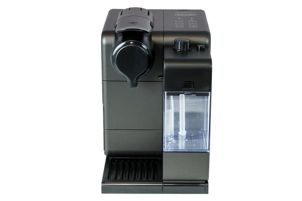 DeLonghi Nespresso Lattissima Touch Coffee Capsule Machine - Black (EN550BM)