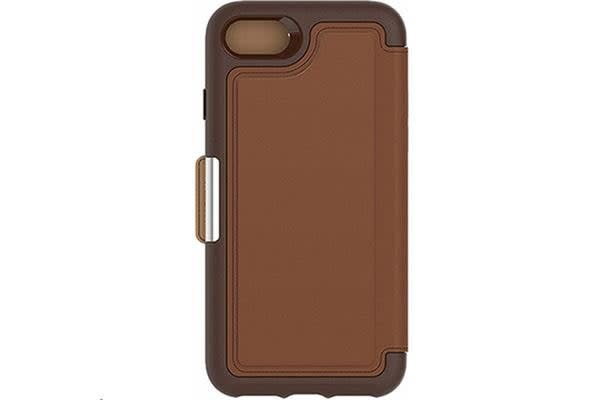 OtterBox 77-53973 Strada Series iPhone 7 Burnt Saddle