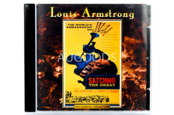 THE LOUIS ARMSTRONG COLLECTION BRAND NEW SEALED MUSIC ALBUM CD - AU STOCK