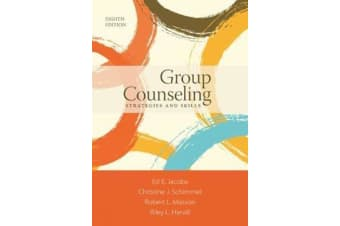 Group Counseling - Strategies and Skills
