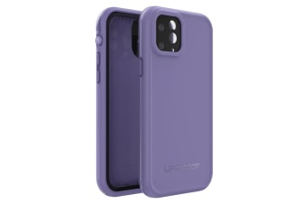 Lifeproof Fre Rugged/Drop/Water Proof Phone Case for iPhone 11 Pro Max Violet
