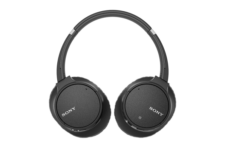 Sony Mid-Range Noise Cancelling Headphones with Bluetooth (WHCH700NB)