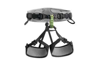 Petzl Calidris Harness Climbing Harnesses Anthracite Size 1