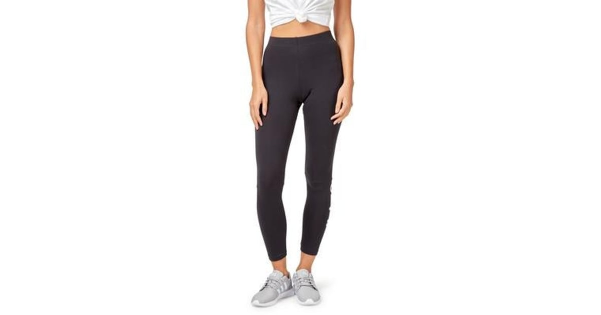 ca293064d2480 Adidas Women's Essentials Linear Tights (Black/white, Size S) - Kogan.com