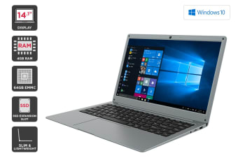 "Kogan Atlas 14.1"" N300 Notebook"