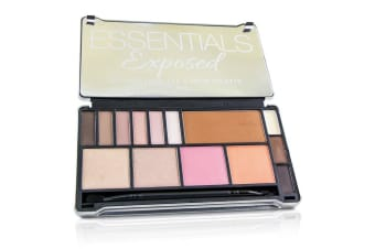 BYS Essentials Exposed Palette (Face  Eye & Brow  1x Applicator) 24g/0.8oz