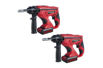 2PK Gem Toys Little Helper Electric Building Power Tool Drill Kids/Children 3y+
