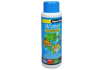 Aqua One Water Conditioner Chlorine Neutraliser for Fish Tanks - 200ml
