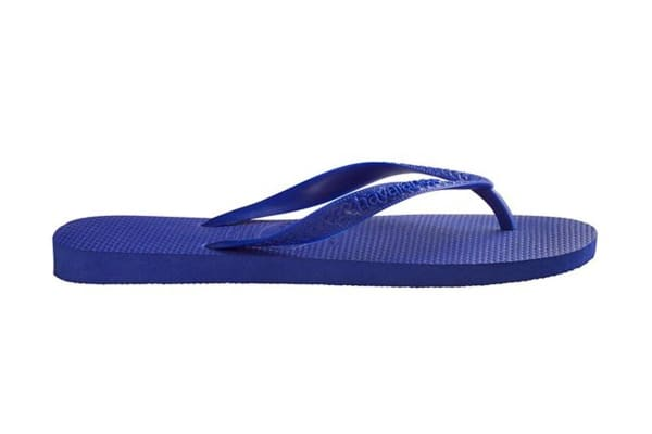 Havaianas Top Thongs (Marine Blue, Brazil 39/40)